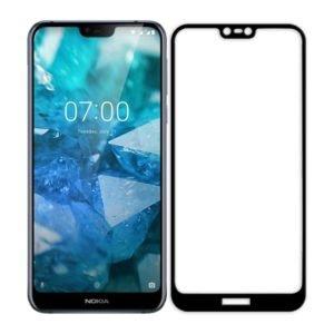 Nokia 7.1 2018 Panssarilasi Koko Näytölle