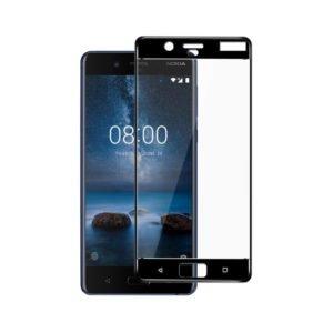 Nokia 8 Panssarilasi 2.5d Full Cover