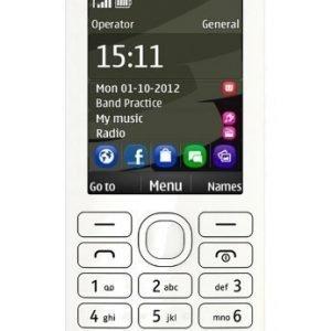 Nokia Asha 206 White