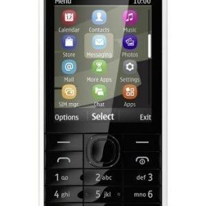 Nokia Asha 301 White