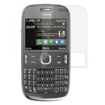 Nokia Asha 302 Trendy8 Näytönsuoja Kirkas