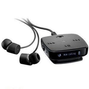 Nokia BH-221 Bluetooth & NFC Stereoheadset Black