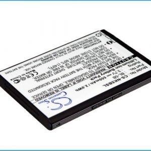 Nokia BL-5B yhteensopiva akku 550 mAh
