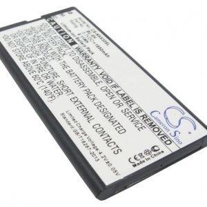 Nokia BL-5H yhteensopiva akku 1650 mAh