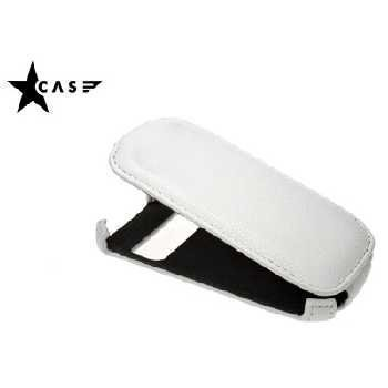 Nokia C7 StarCase Flip Leather Case White