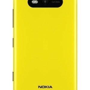 Nokia CC-3041 Qi Wireless Charging Case for Lumia 820 Yellow