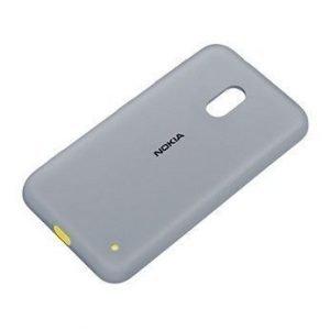 Nokia CC-3061 Protective Cover for Lumia 620 Grey