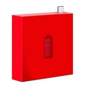 Nokia DC-18 Universal Portable Power microUSB Charger Red