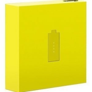 Nokia DC-18 Universal Portable Power microUSB Charger Yellow