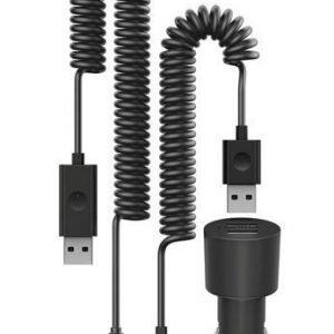 Nokia DC-20 12V Carcharger Dual USB-A Output