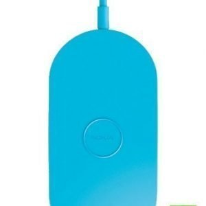 Nokia DT-900 Qi Wireless Charging Plate Cyan