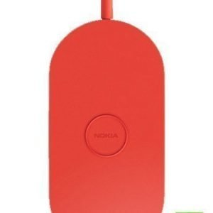 Nokia DT-900 Qi Wireless Charging Plate Red