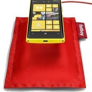 Nokia DT-901 Qi Wireless Charging Pillow by Fatboy Red