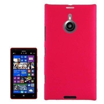 Nokia Lumia 1520 Tuff-Luv Anti-Scratch Smoothy Case Magenta
