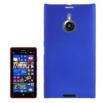 Nokia Lumia 1520 Tuff-Luv Anti-Scratch Smoothy Kotelo Sininen