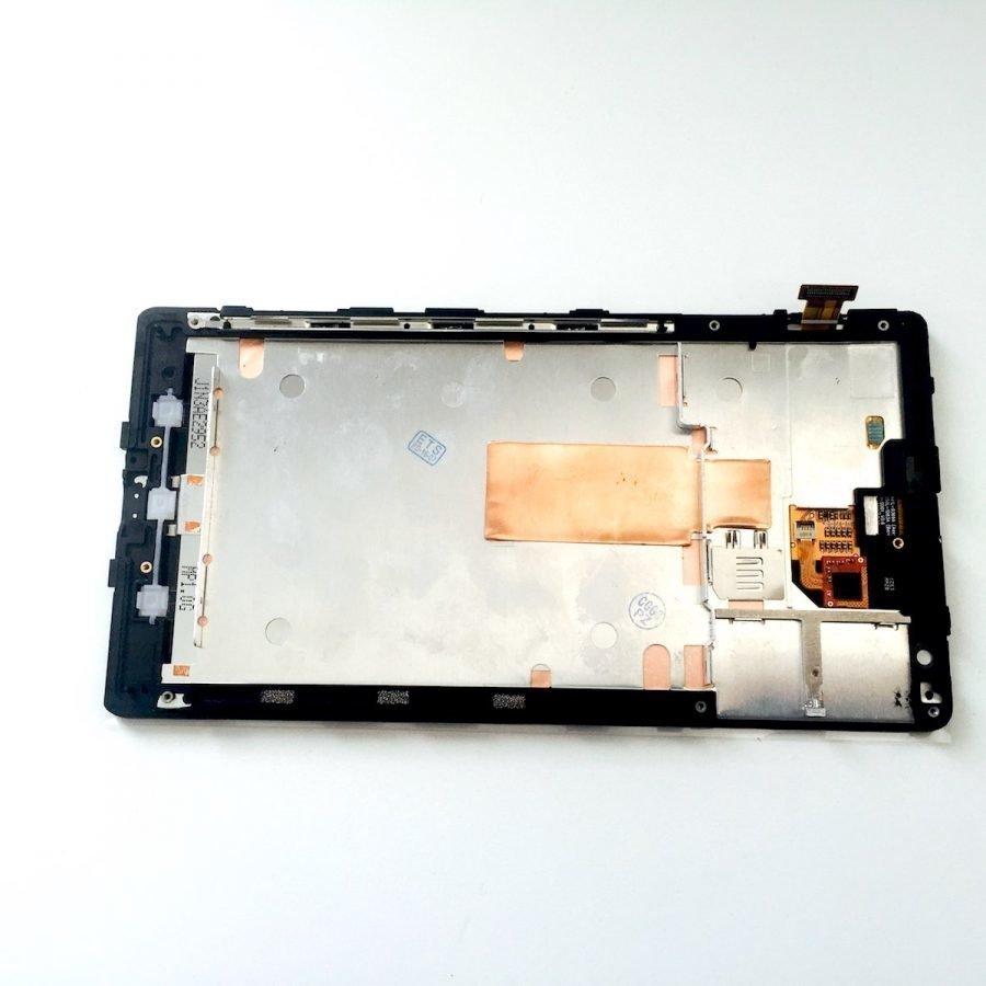 Nokia Lumia 1520 alkuperäinen täydellinen etupaneeli