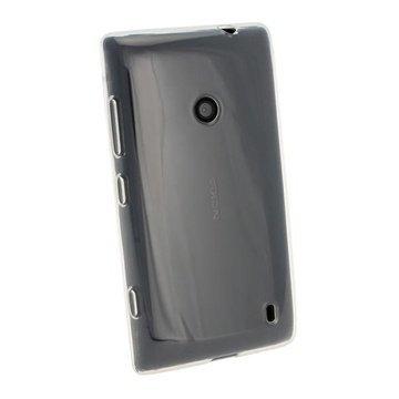 Nokia Lumia 520 iGadgitz Crystal TPU-Kotelo Kirkas