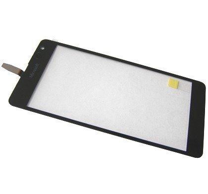Nokia Lumia 535 alkuperäinen kosketuspaneeli digitizer 2C-versio* Musta