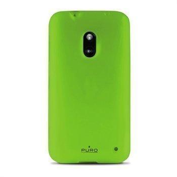 Nokia Lumia 620 Puro Plasma TPU-Suojakotelo Vihreä