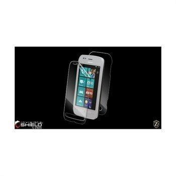 Nokia Lumia 710 ZAGG InvisibleSHIELD Näytönsuoja