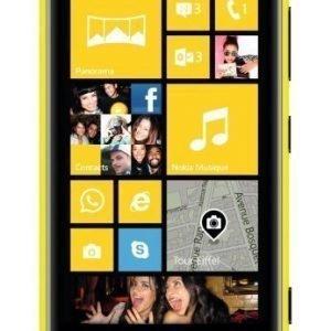 Nokia Lumia 720 Yellow