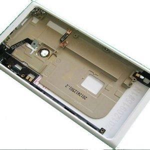 Nokia Lumia 800 alkuperäinen täydellinen runko Valkoinen