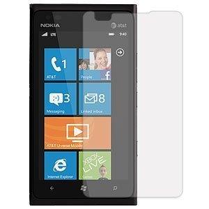 * Nokia Lumia 900 Näytön Suojakalvo Kirkas