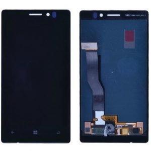 Nokia Lumia 925 alkuperäinen etupaneeli ilman kehystä