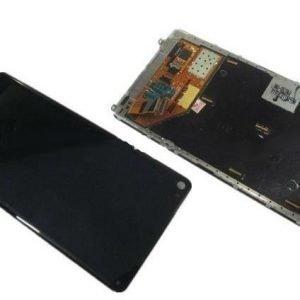 Nokia N9 alkuperäinen täydellinen etupaneeli
