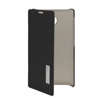 Nokia X X+ Rock Elegant Läppäkotelo Musta
