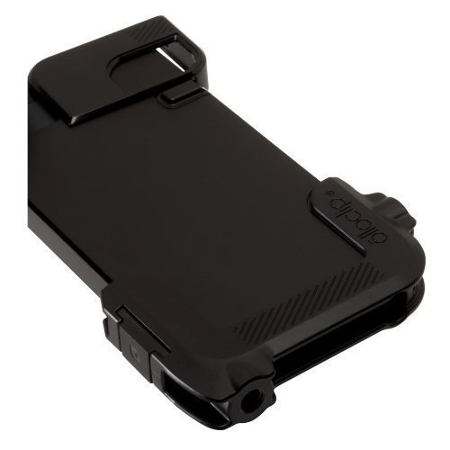 Olloclip Quick Flip Case for iPhone 5 + Pro Photo Adapter Black