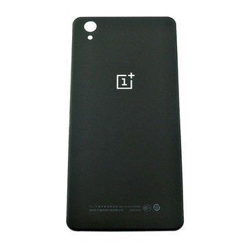 OnePlus X Akkukansi Musta