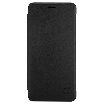 OnePlus X Läppäkotelo Musta