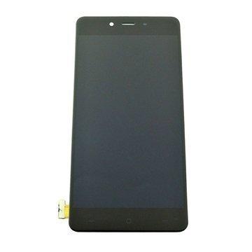OnePlus X LCD Näyttö Musta