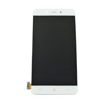 OnePlus X LCD Näyttö Valkoinen