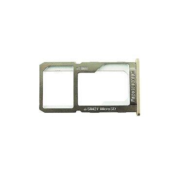 OnePlus X SIM & MicroSD Korttipaikka Kulta