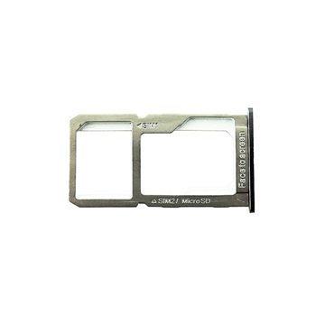 OnePlus X SIM & MicroSD Korttipaikka Musta