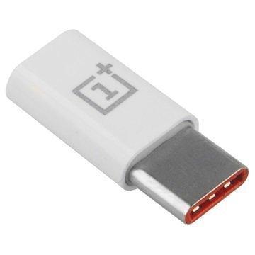 OnePlus mikroUSB / C-tyypin USB Sovitin