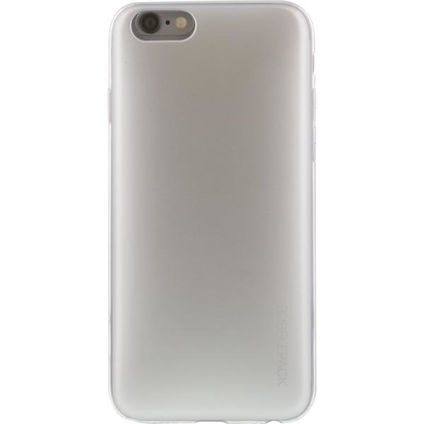 Original Slide Card case kuori iPhone 6 slide korttipaikka hopea