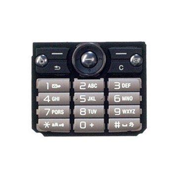 Original Sony Ericsson G700 Keypad Silk Bronze