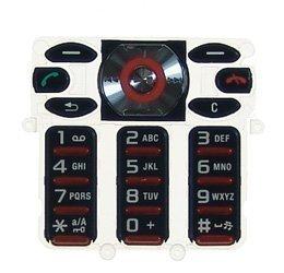 Original Sony Ericsson W880i Keypad Black