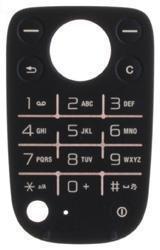 Original Sony Ericsson Z310i Keypad Black