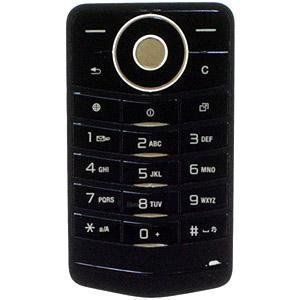 Original Sony Ericsson Z555i Keypad Latin Black