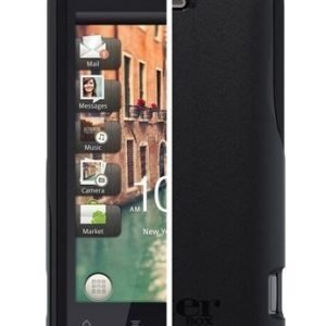 OtterBox Commuter for HTC Rhyme Eggplant / Black