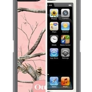 OtterBox Defender Series for iPhone 5 AP Pink