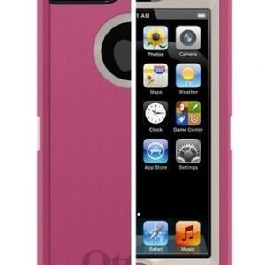 OtterBox Defender Series for iPhone 5 Blush Pink