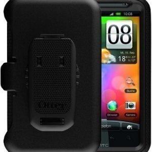 OtterBox Defender for HTC Desire HD Black