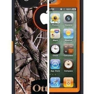 OtterBox Defender for Iphone 4 & 4S AP Blaze Orange / Black