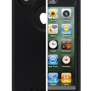 OtterBox Defender for iPhone 4 / 4S Black