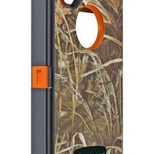 OtterBox Defender for iPhone 4 & 4S Max 4HD Blaze Orange / Black